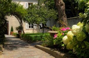 Les jardins de Renoir