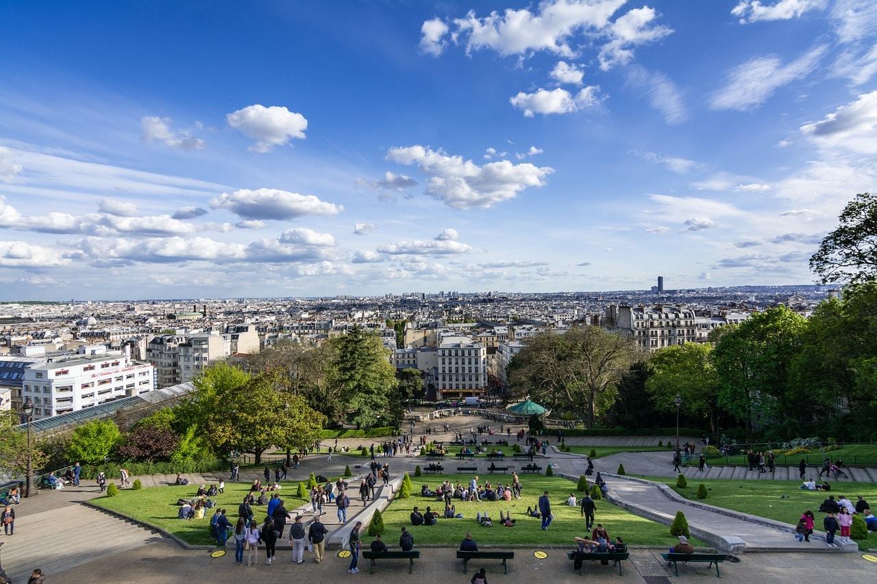 Paris montmartre appartement