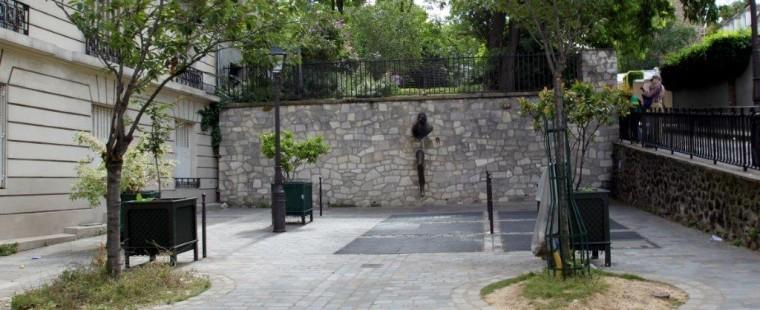 Vivre la vie d'un artiste à Montmartre: Marcel Aymé