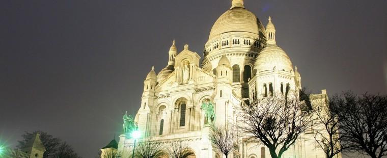 La basilique du Sacré Cœur, symbole de Montmartre