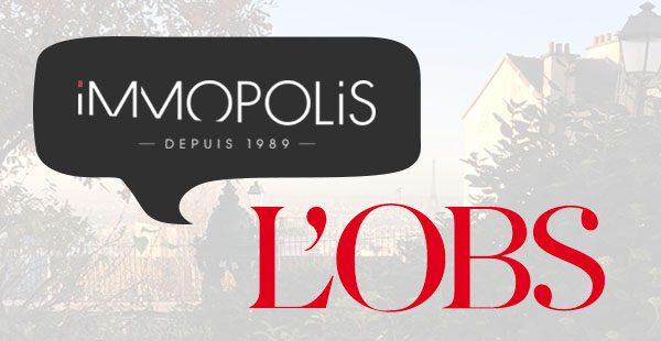 Les prix de l'immobilier dans le 18ème arrondissement de Paris – Interview d'Immopolis pour L'Obs