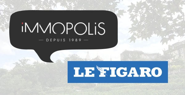 Immopolis dans le figaro
