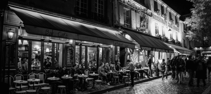Montmartre au cinema
