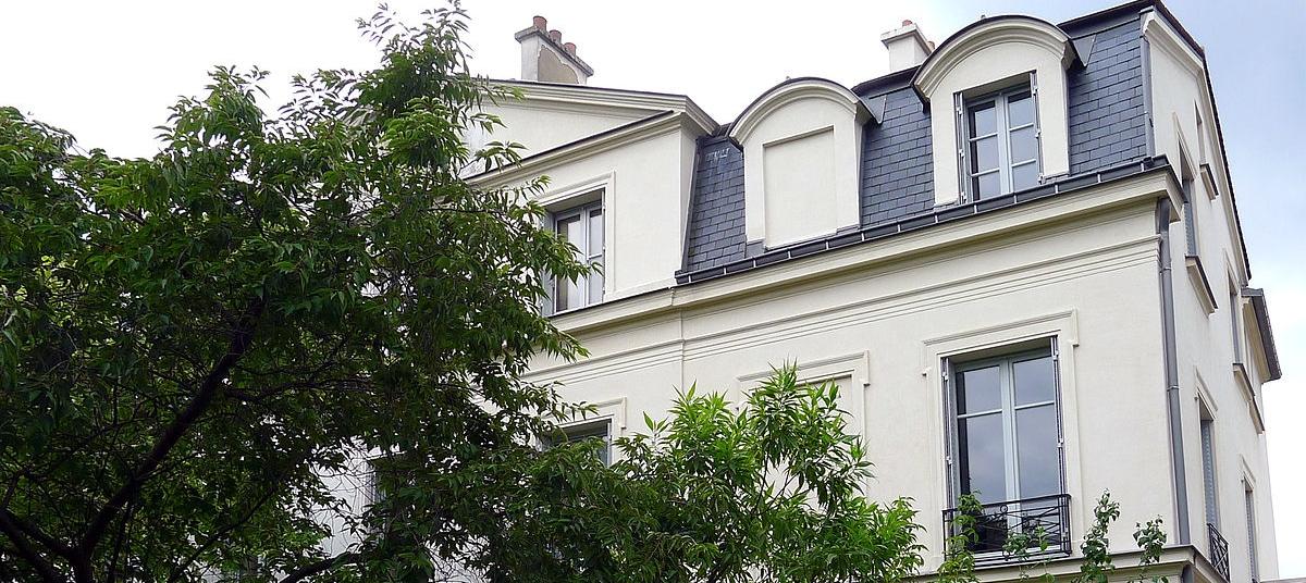 Le château des Brouillards à Montmartre
