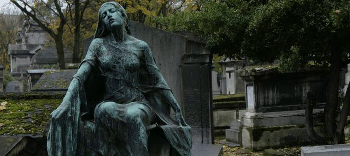 Les tombes célèbres du cimetière Montmartre