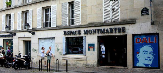 Connaissez-vous l'espace Dali à Montmartre ?