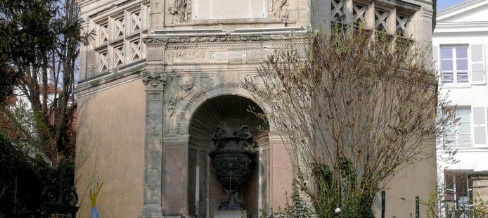 Connaissez-vous la fontaine du Château d'eau de Montmartre?