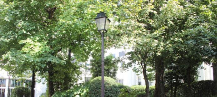 Photo du hameau des artistes à Paris 18ème