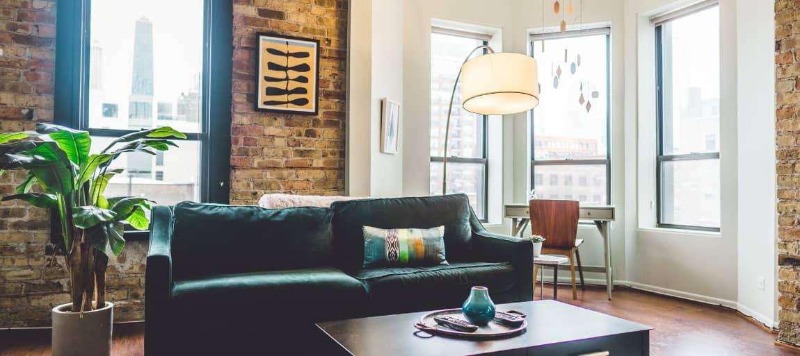 Acheter un bien déjà loué - photo d'appartement