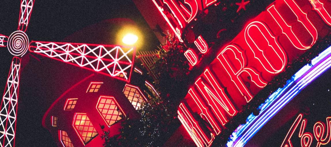 Photo du Moulin Rouge - la Goulue