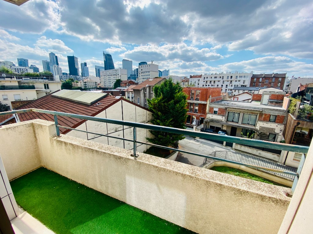 Two rooms of 29 m² – Courbevoie 7