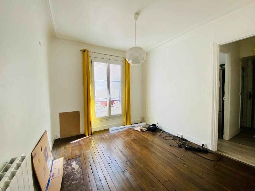 Appartement Paris 2 pièce(s) 26.5 m2 1