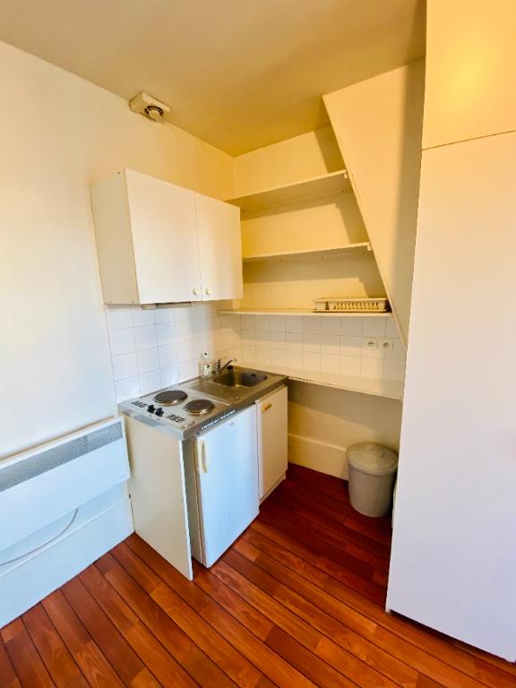 Apartment Paris 1 room (s) 14.28 m2 3