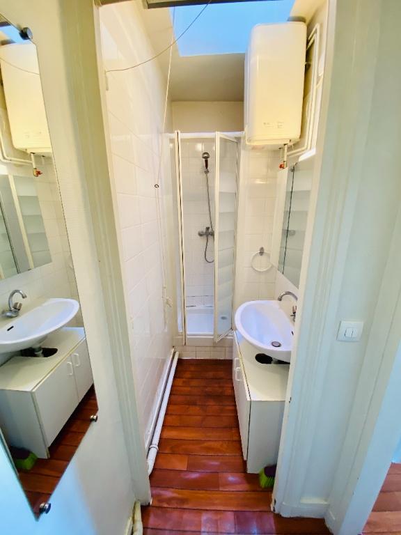 Apartment Paris 1 room (s) 14.28 m2 4