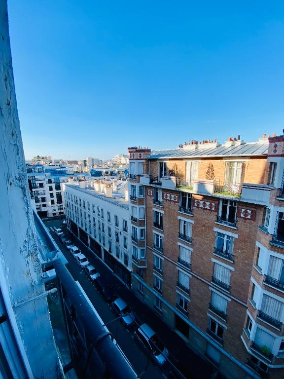 Apartment Paris 1 room (s) 14.28 m2 5