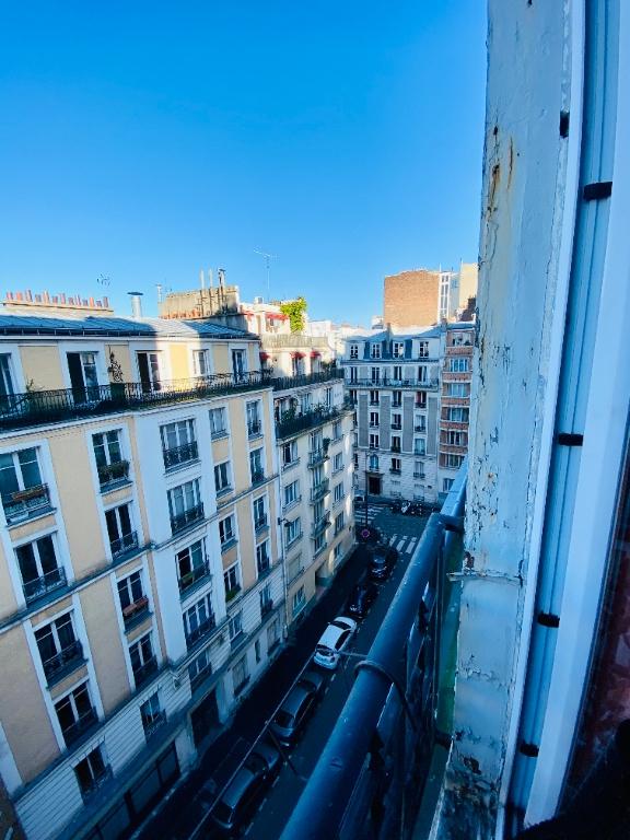 Apartment Paris 1 room (s) 14.28 m2 6