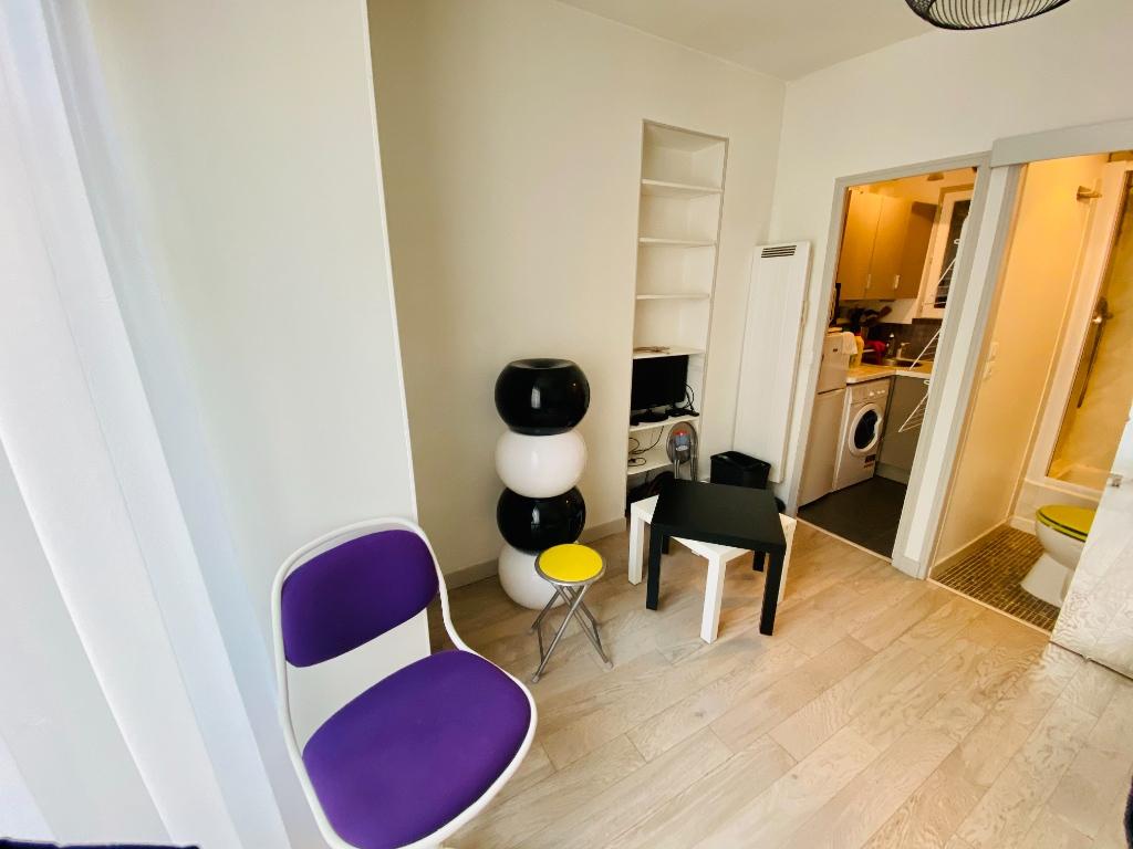 Montmartre Paris 18ème – 1 pièce 15 m2 2