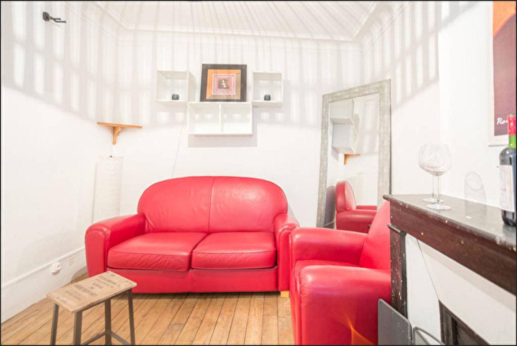 Apartment Paris 2 Room (s) 21.44 m2 1