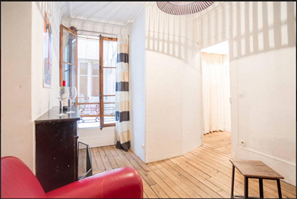 Appartement Paris 2 pièce(s) 21.44 m2 2
