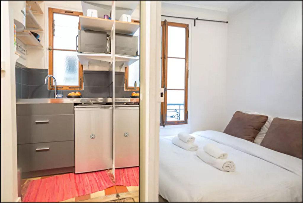 Appartement Paris 2 pièce(s) 21.44 m2 3