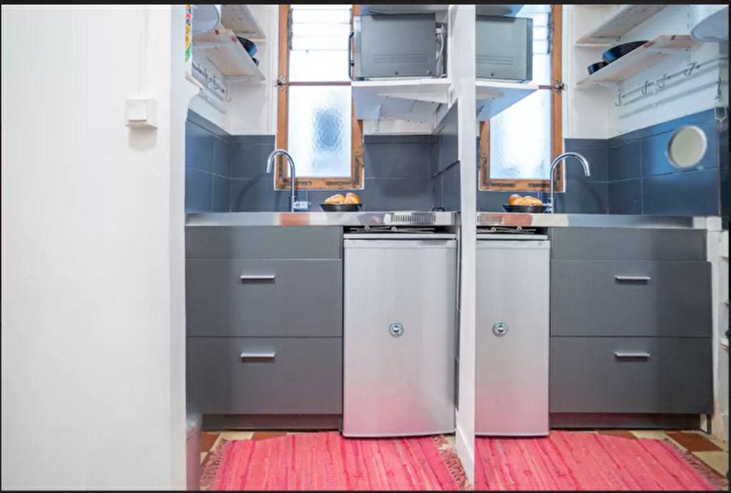 Appartement Paris 2 pièce(s) 21.44 m2 4