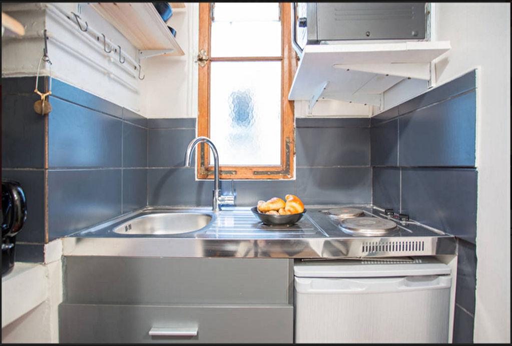 Appartement Paris 2 pièce(s) 21.44 m2 5