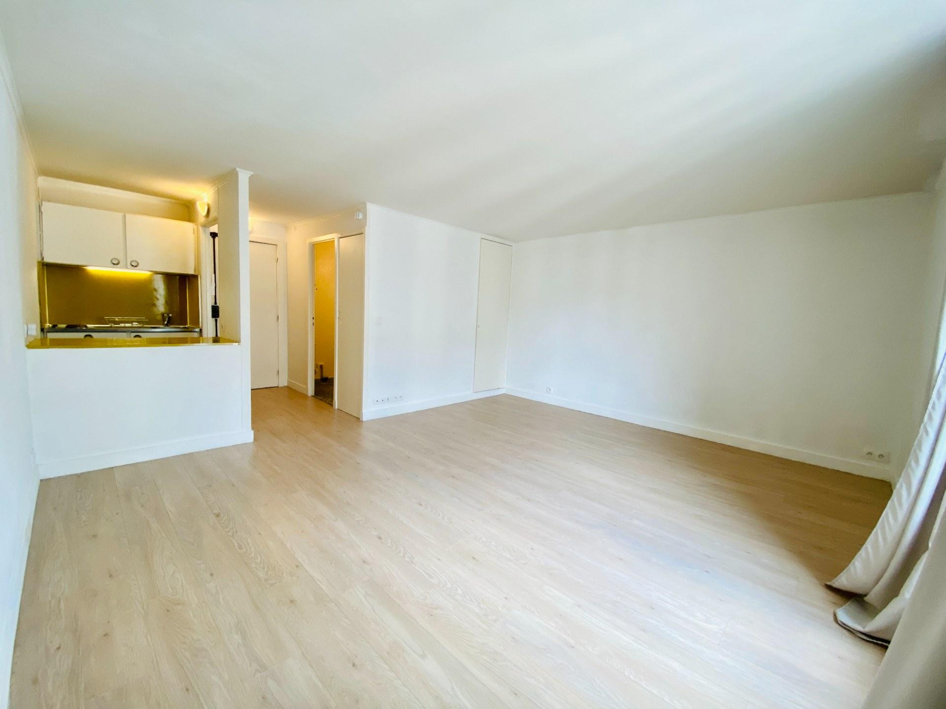 Apartment Paris 1 room (s) 29.55 m2 1