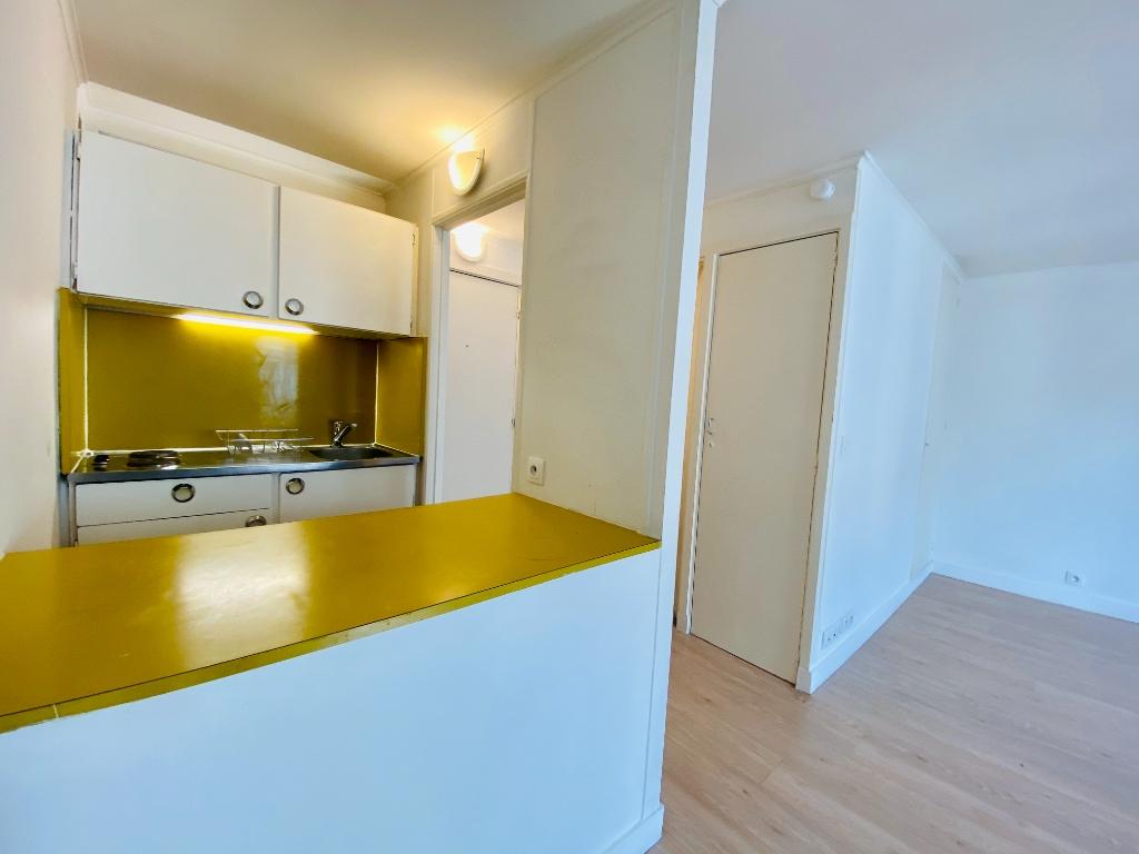 Apartment Paris 1 room (s) 29.55 m2 4