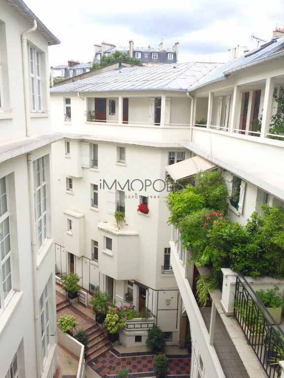Avenue Junot – dernier étage 2