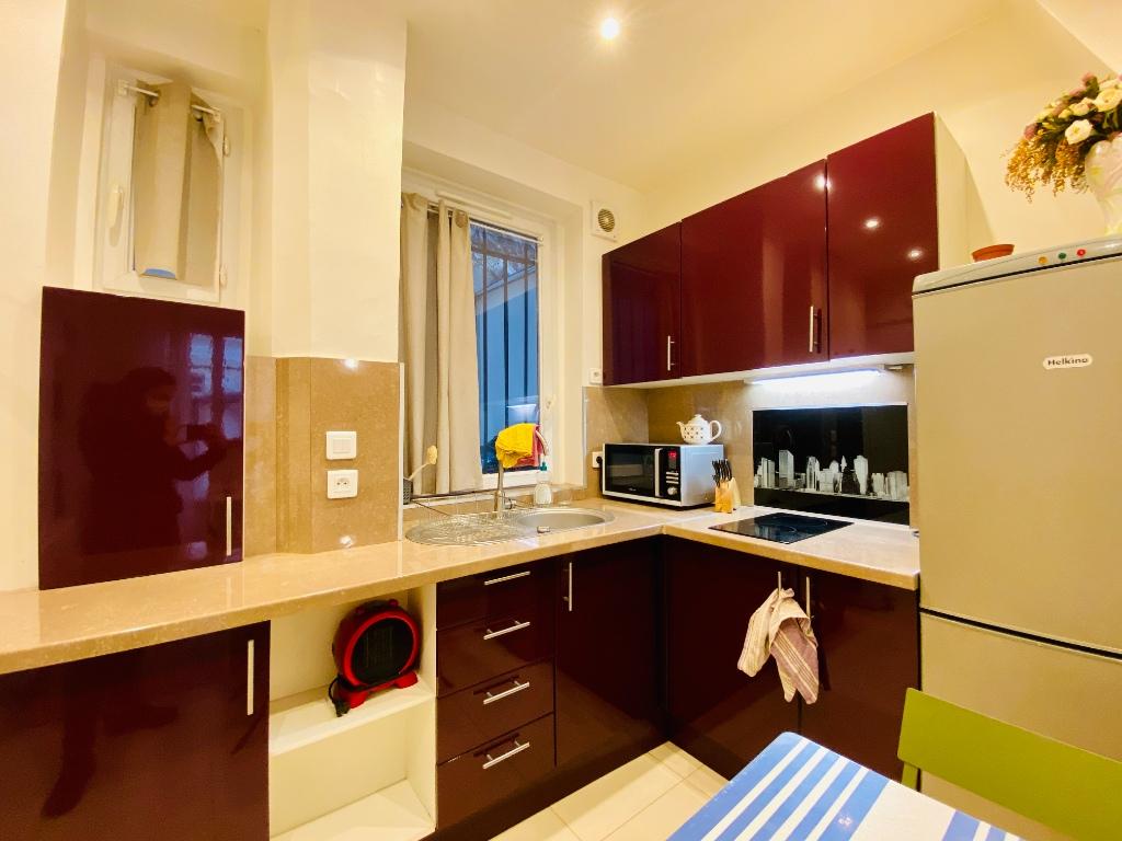 1/2 rooms – 23m² – Paris 18th – ABBESSES 5