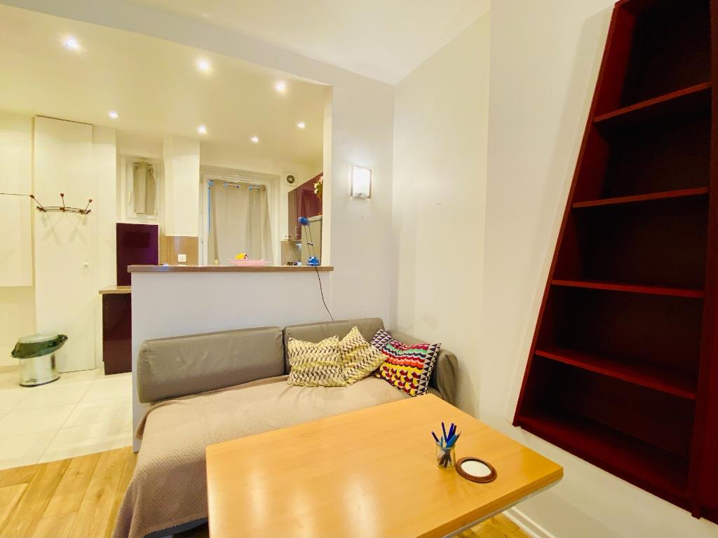 1/2 rooms – 23m² – Paris 18th – ABBESSES 7