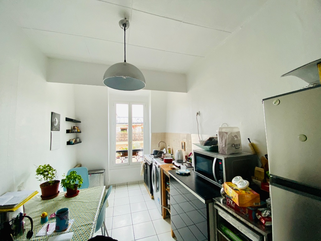 Paris apartment 2 rooms – PARIS XVIII 1