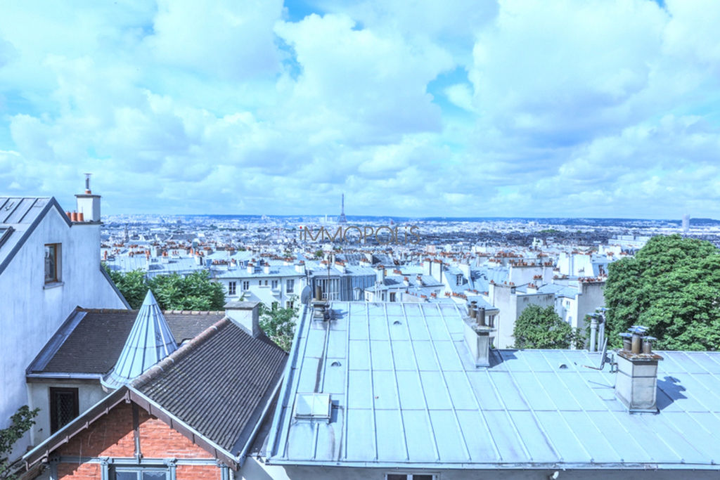 Exceptional Neighborhood – 93m² View of Paris 2