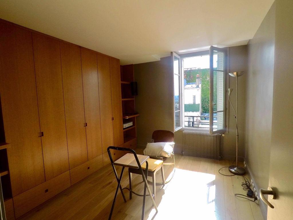 Duplex 91 m² aux Abbesses 3