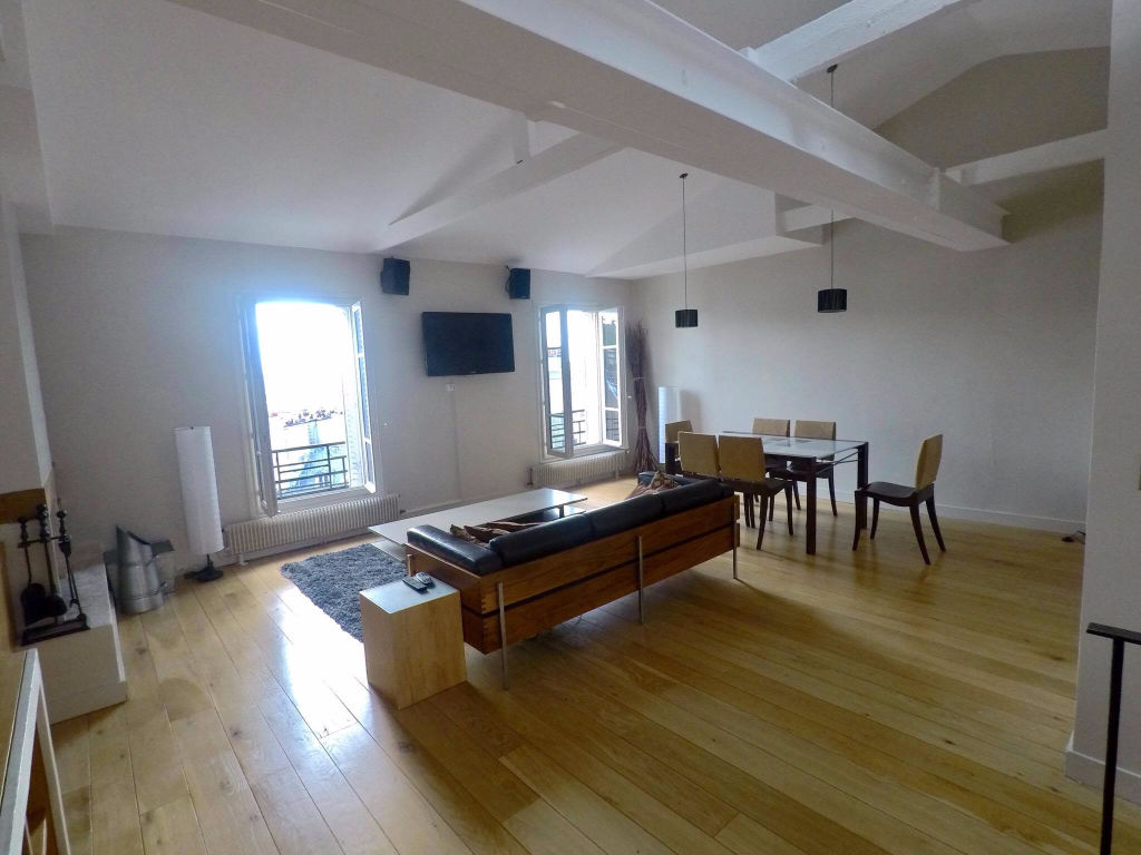 Duplex 91 m² aux Abbesses 4