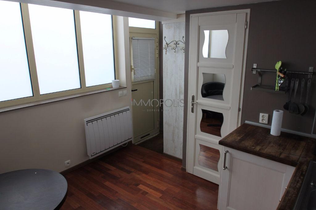 Paris apartment 2 room (s) 17 m2 2