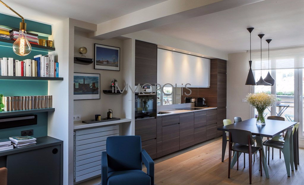 Exceptional apartment with Sacré-Coeur view 4