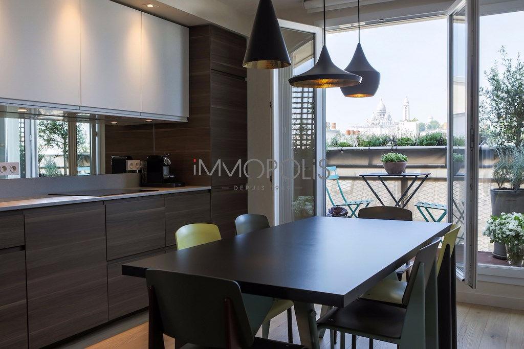 Exceptional apartment with Sacré-Coeur view 6