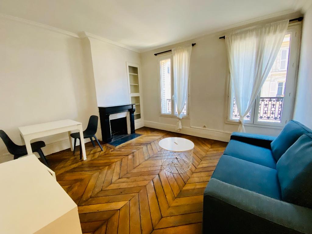 Appartement 2 pièces meublé – 36 m² – Paris 18 ème – 1195.01  CC 1