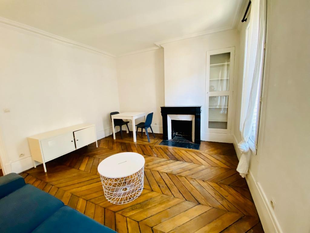 Appartement 2 pièces meublé – 36 m² – Paris 18 ème – 1195.01  CC 2