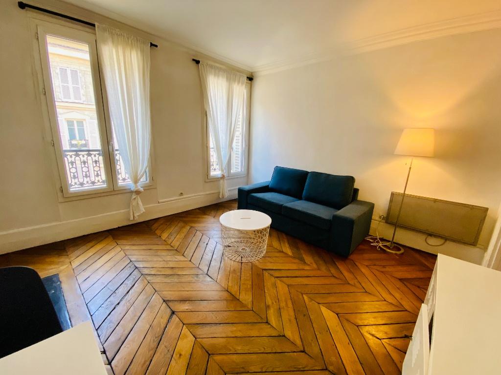 Appartement 2 pièces meublé – 36 m² – Paris 18 ème – 1195.01  CC 3