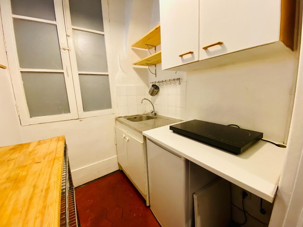 Appartement 2 pièces meublé – 36 m² – Paris 18 ème – 1195.01  CC 4