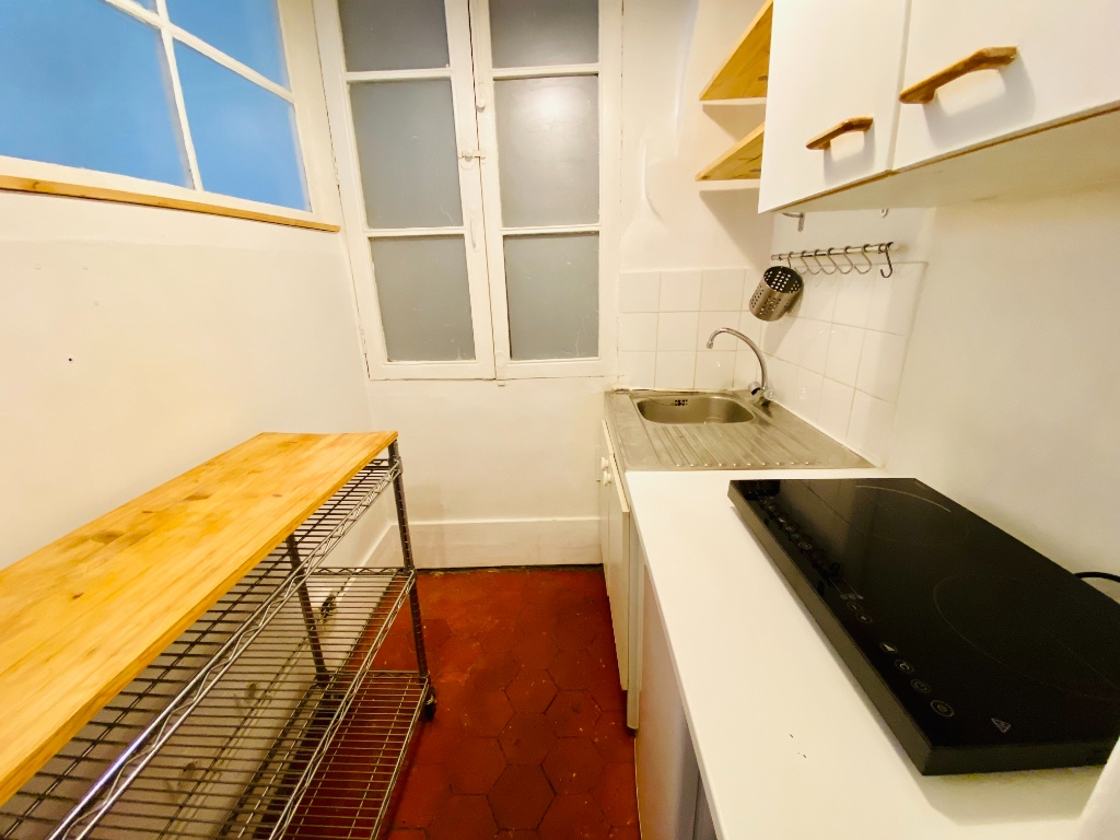 Appartement 2 pièces meublé – 36 m² – Paris 18 ème – 1195.01  CC 5