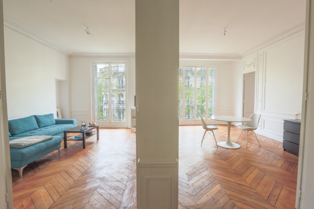 Rue Caulaincourt: Magnificent FAMILY apartment with 5 rooms 10