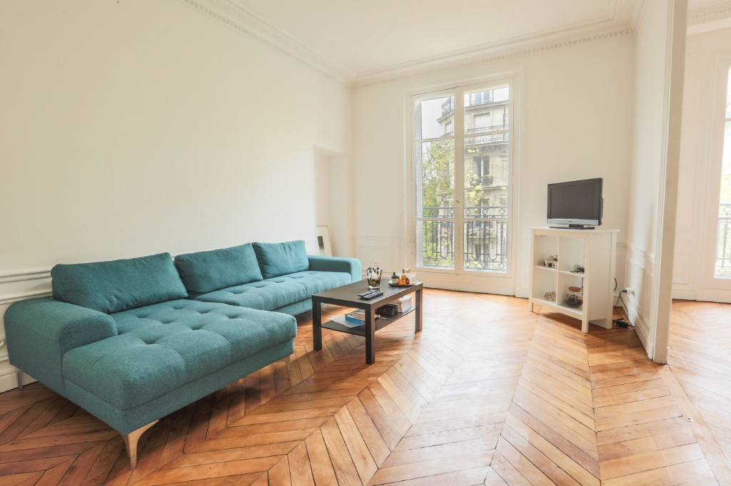 Rue Caulaincourt: Magnificent FAMILY apartment with 5 rooms 2