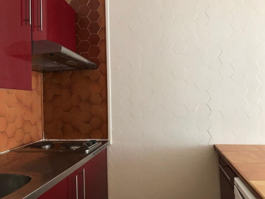 Studio non meublé  – 28 m² – Paris 18ème 6