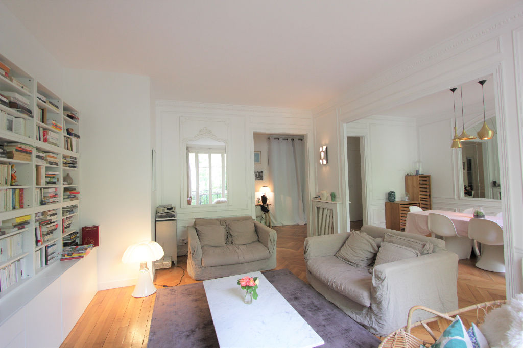 Rue Caulaincourt: Beautiful family apartment with 5 rooms 3