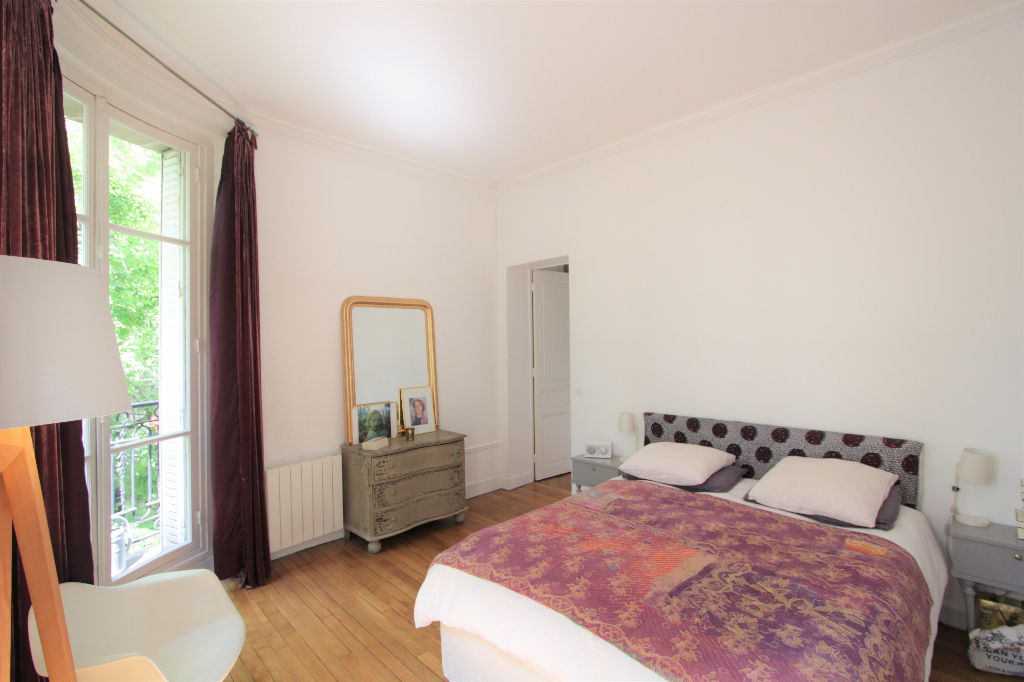 Rue Caulaincourt: Beautiful family apartment with 5 rooms 7