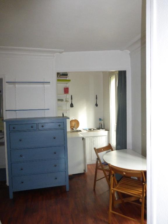 Apartment PARIS 18 – 1 empty room (s) – 15 m2 2