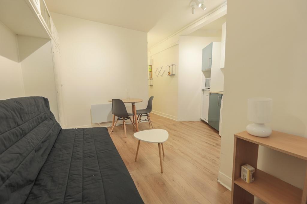 Furnished studio Montmartre 8